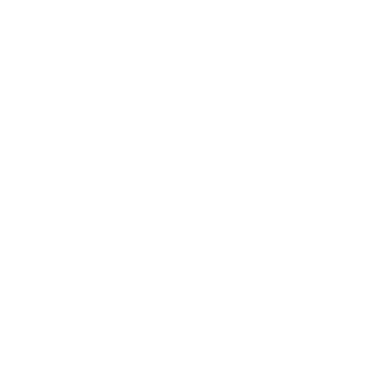 white directions icon
