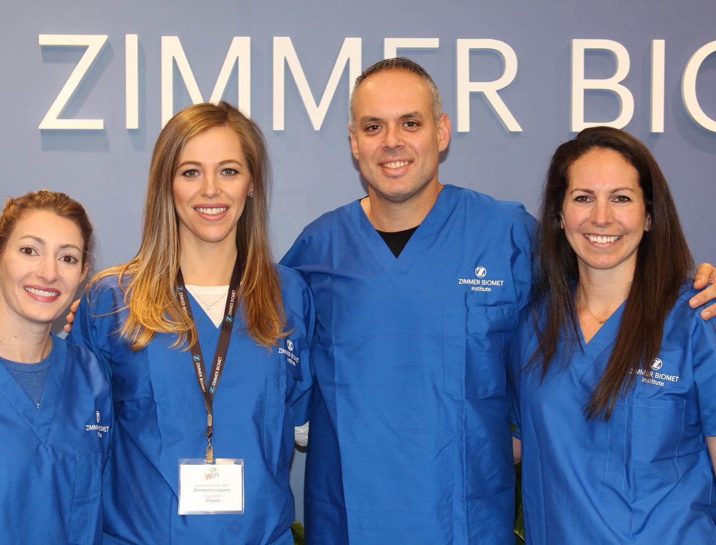 Drs. Hartman and Morrow spent the weekend continuing their education with local periodontist, Dr. Carlos, in a hands-on full mouth rehabilitation course at @zimmerbiometdental in CA! Does your dentist continuously update their dental education? The requi