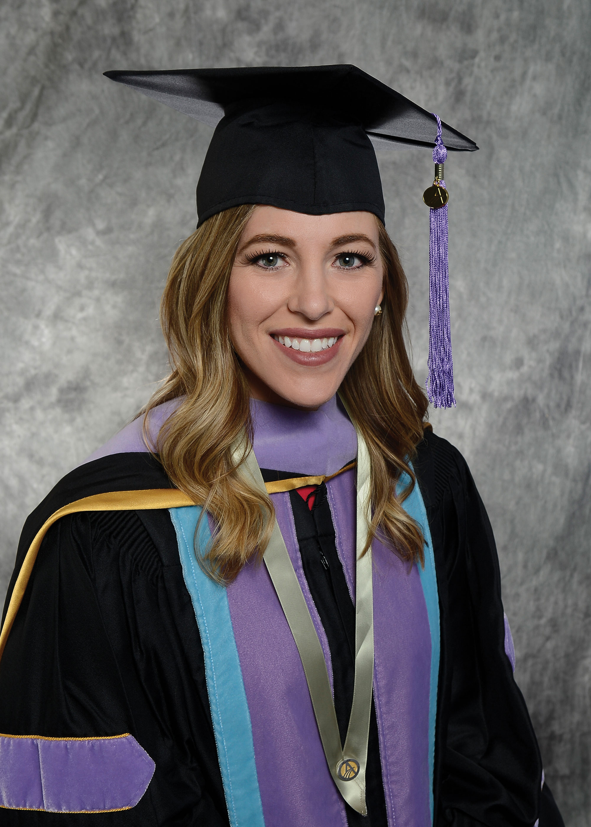 Dr Hartman receives her fagd status