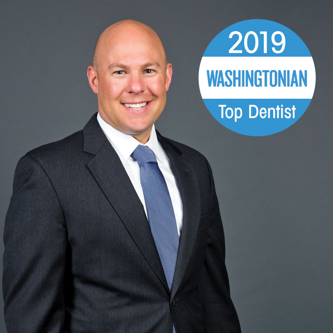 Scott Dudley Washingtonian Top 2019 Dentist